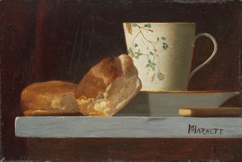 Пето, Джон Фредерик - Завтрак. Национальная галерея искусств (Вашингтон)