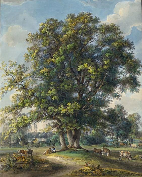 Диллис, Иоганн Георг фон - Et in Arcadia Ego (И в Аркадии я есть). Национальная галерея искусств (Вашингтон)