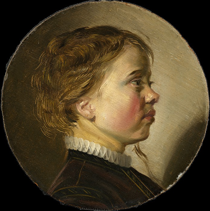 Judith Leyster - Young Boy in Profile. National Gallery of Art (Washington)