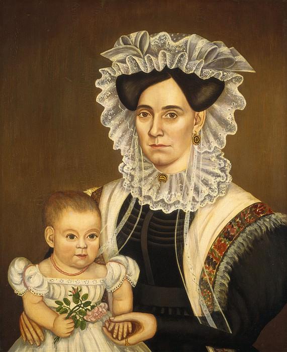 Хопкинс, Милтон В. - Афия Солсбери Рич и Эдвард. Национальная галерея искусств (Вашингтон)