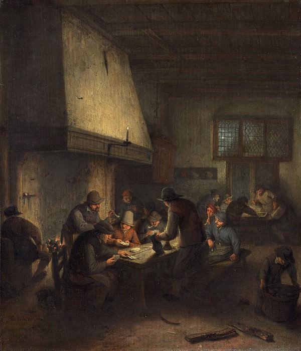 Adriaen van Ostade - Tavern Scene. National Gallery of Art (Washington)
