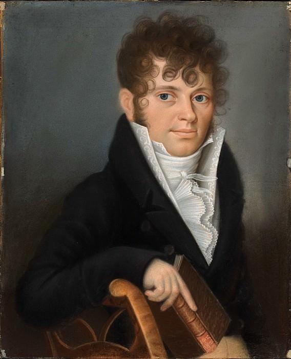 Friedrich Christian Krieger - Adolph Friedrich Theodor Gritzner. National Gallery of Art (Washington)