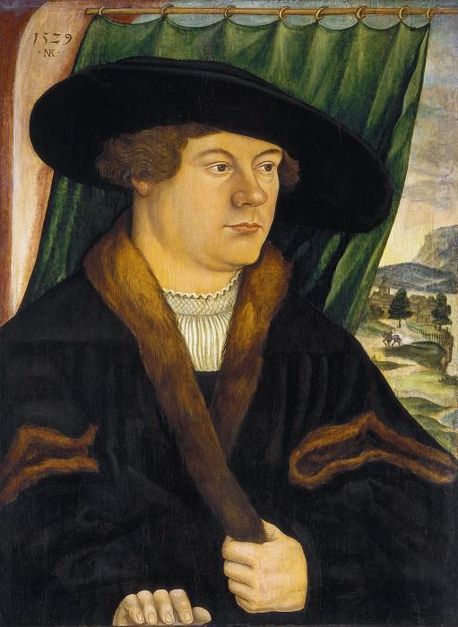 Кремер, Николас - Портрет дворянина. Национальная галерея искусств (Вашингтон)