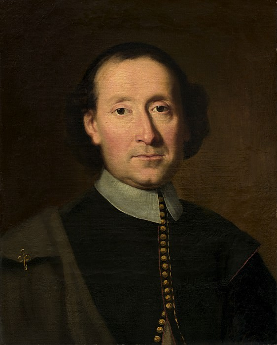 French 17th Century - Portrait of a Man. National Gallery of Art (Washington)