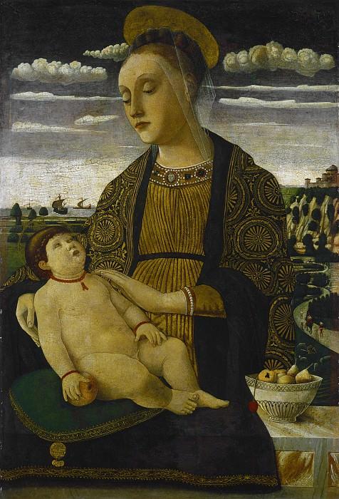 Francesco Benaglio - Madonna and Child. National Gallery of Art (Washington)