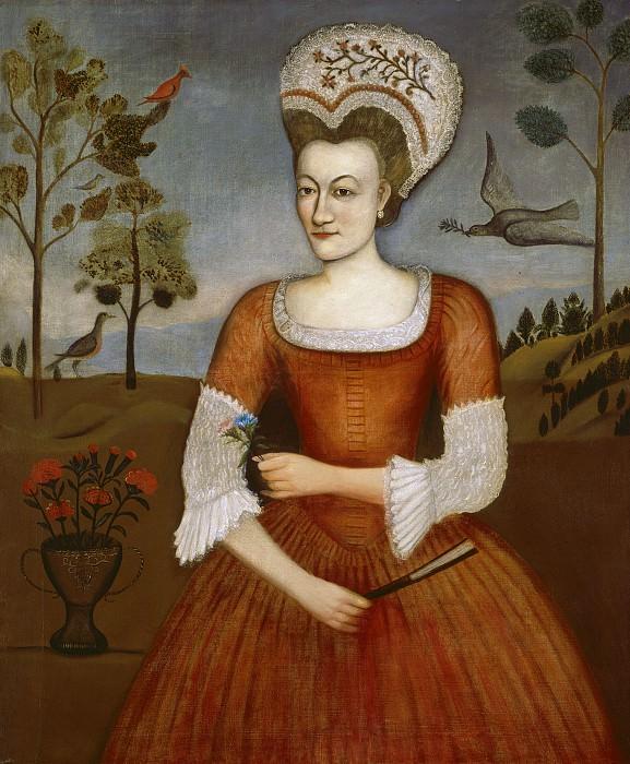 Attributed to Daniel Hendrickson - Catharine Hendrickson. National Gallery of Art (Washington)
