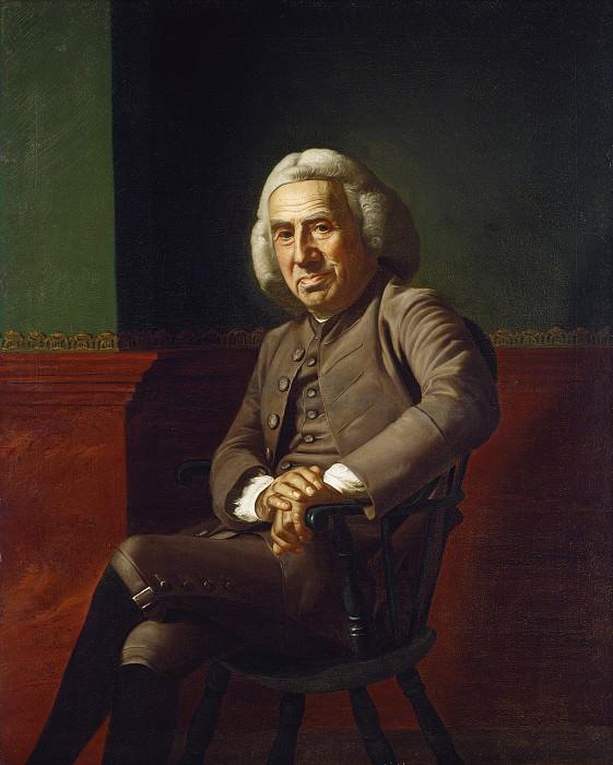 John Singleton Copley - Eleazer Tyng. National Gallery of Art (Washington)