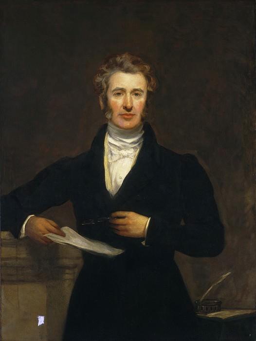 British 19th Century - Portrait of a Man. National Gallery of Art (Washington)
