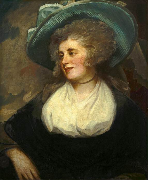 George Romney - Lady Arabella Ward. National Gallery of Art (Washington)
