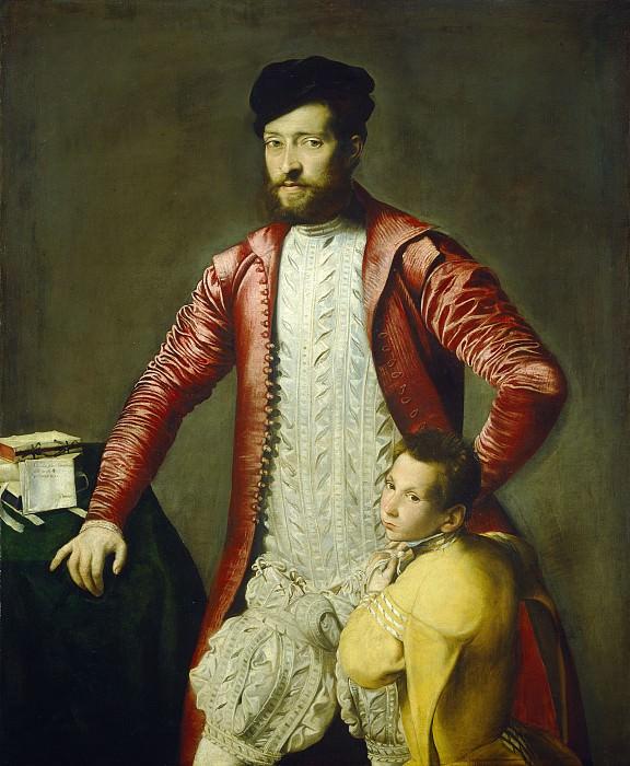 Тициан (Последователь) - Алессандро Альберти. Национальная галерея искусств (Вашингтон)