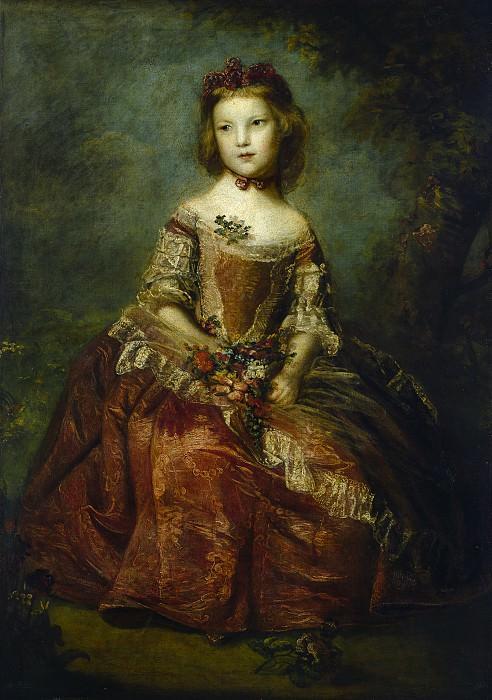 Рейнольдс, Джошуа - Леди Элизабет Гамильтон. Национальная галерея искусств (Вашингтон)