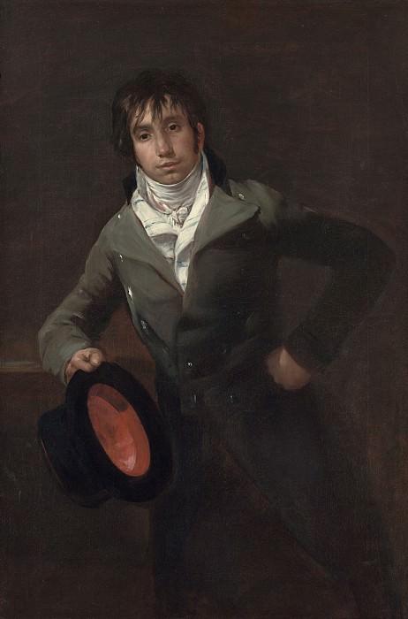 Francisco de Goya - Bartolome Sureda y Miserol. National Gallery of Art (Washington)