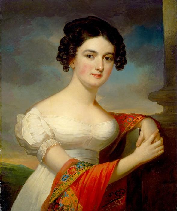 Jacob Eichholtz - Julianna Hazlehurst. National Gallery of Art (Washington)