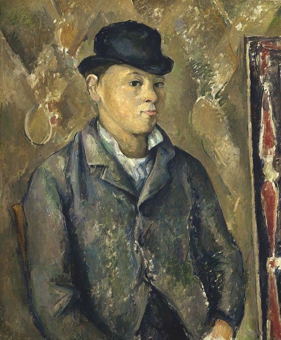Paul Cezanne - The Artist's Son, Paul. National Gallery of Art (Washington)