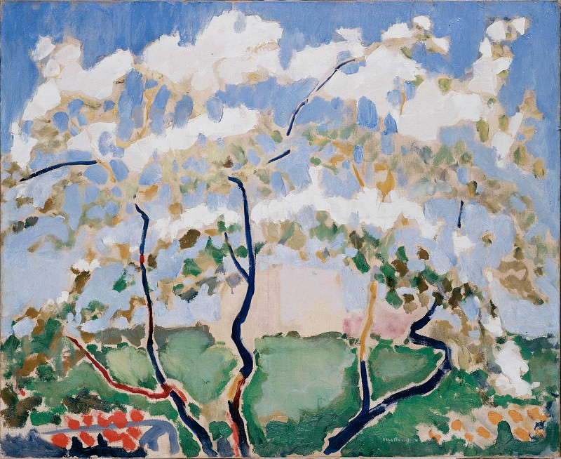 Van Dongen, Kees - Spring. Hermitage ~ part 14 (Hi Resolution images)