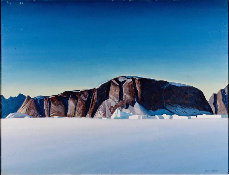 Kent, Rockwell - Greenland Coast. Hermitage ~ part 14 (Hi Resolution images)