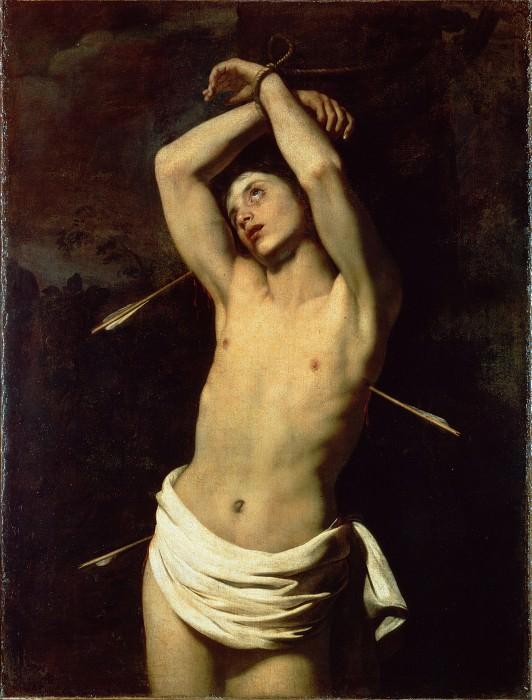 Renieri, Niccolo (Regnier, Nicolas) - St Sebastian. Hermitage ~ part 14 (Hi Resolution images)