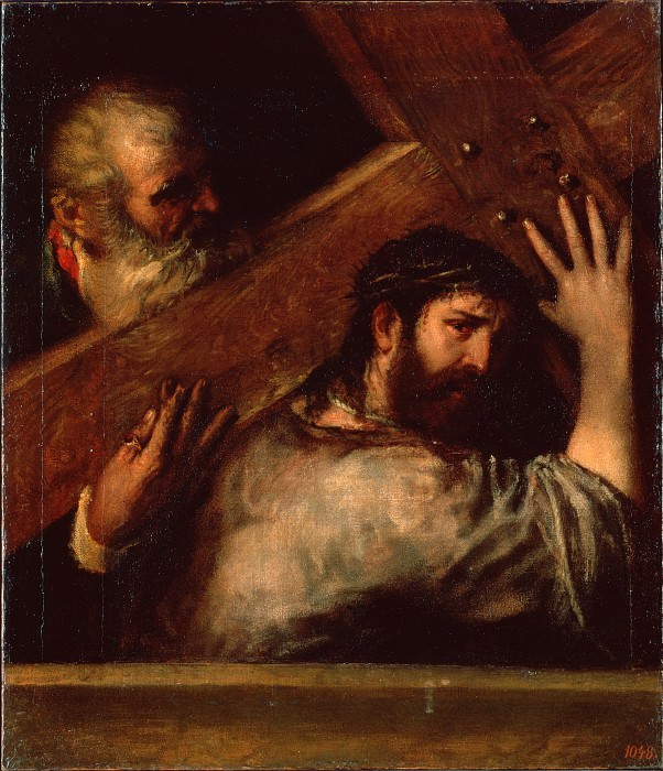 Titian (Tiziano Vecellio) - Carring of the Cross. Hermitage ~ part 14 (Hi Resolution images)
