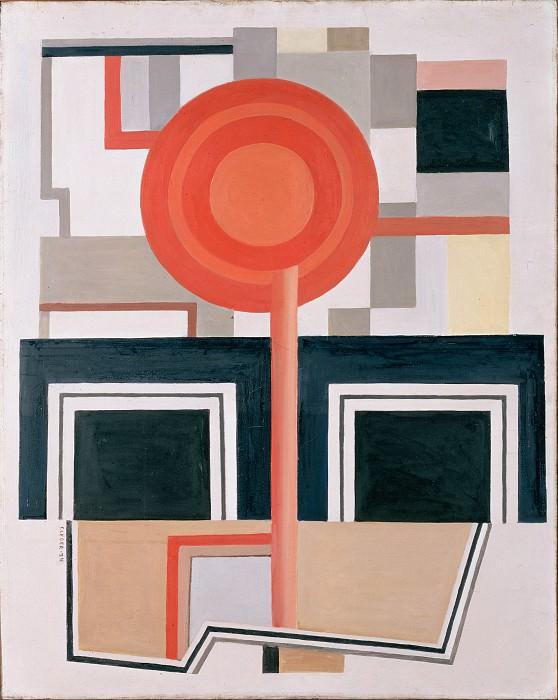 Leger, Fernand - Composition. Hermitage ~ part 14 (Hi Resolution images)