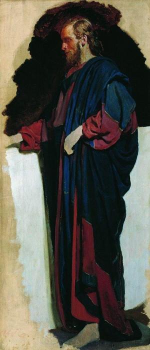 Christ. Ilya Repin