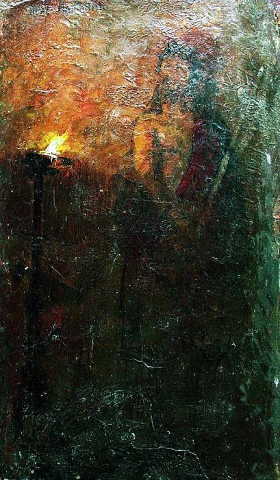Xie, man. 1867. Ilya Repin