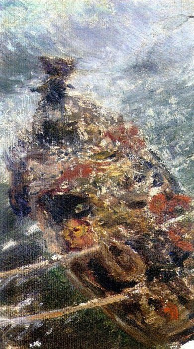 Black Sea freemen. Start 1900. Ilya Repin
