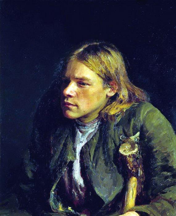 Gorbun1. 1881. Ilya Repin