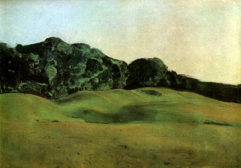 Перед заходом солнца. 1900. Сомов Константин Андреевич (1869-1939)
