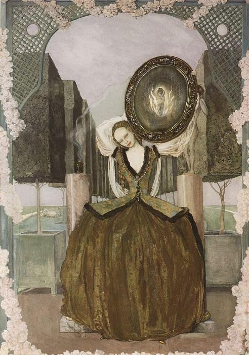 Sorcery. 1902. Konstantin Andreevich (1869-1939) Somov