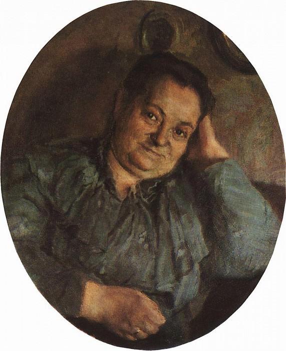 Portrait MV Braykevicha. 1934. Konstantin Andreevich (1869-1939) Somov