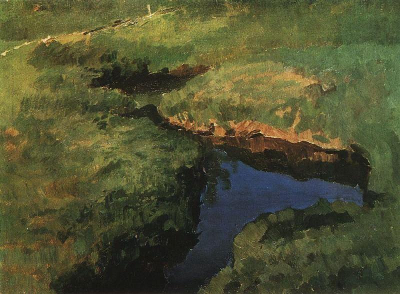 Raduga1. 1908. Konstantin Andreevich (1869-1939) Somov