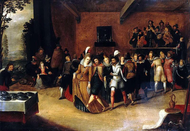 Franken, Jerome II. Ball. Hermitage ~ part 12