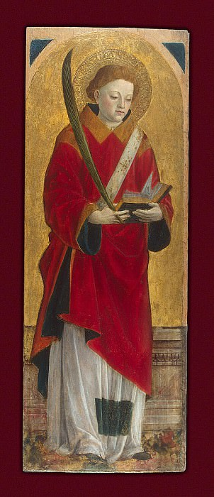 Foppa, Vincenzo. St. Stephen. Hermitage ~ part 12