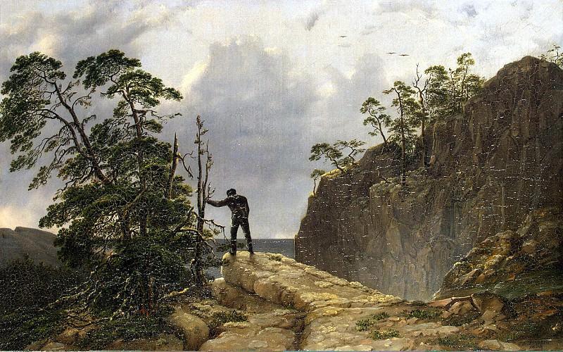 Hagen, August Matthias. Mountains. Hermitage ~ part 12