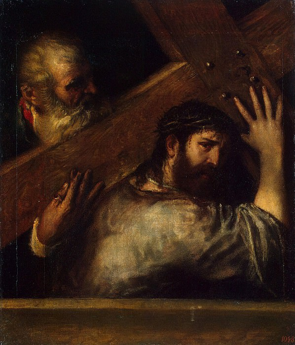 Titian. Carrying the Cross. Hermitage ~ part 12