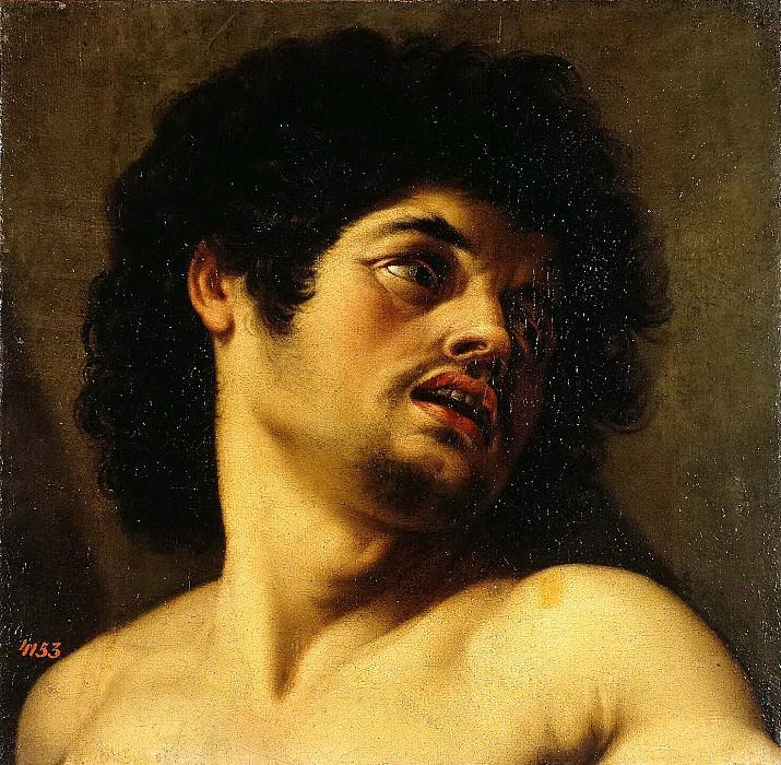 Фернандес де Наваррете, Хуан - Мужская голова. Эрмитаж ~ часть 12