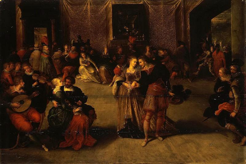 Franken, Frans II. Ball. Hermitage ~ part 12