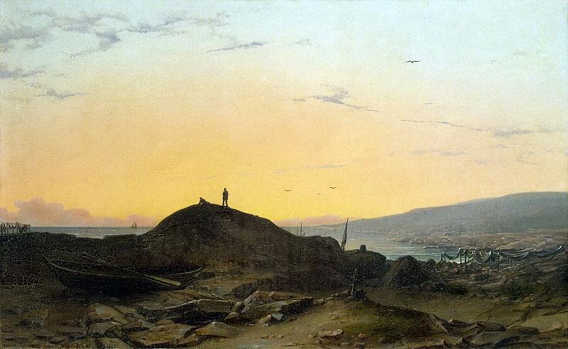 Hagen, August Matthias. Gulf. Hermitage ~ part 12
