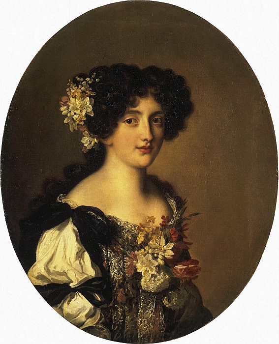 Foot, Jacob Ferdinand. Portrait Gabriela Mancini. Hermitage ~ part 12