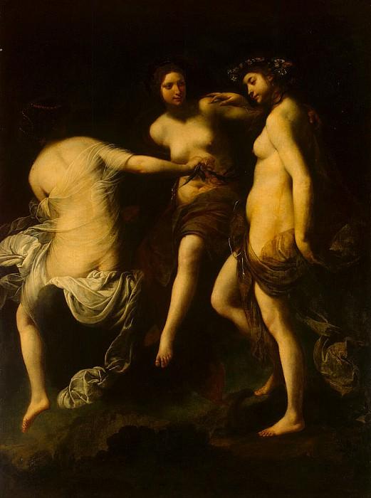 Фурини, Франческо - Три Грации. Эрмитаж ~ часть 12