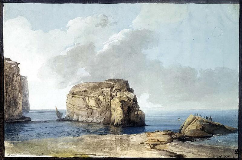 Uele, Jean-Pierre-Laurent. View Fungus Rock. Hermitage ~ part 12
