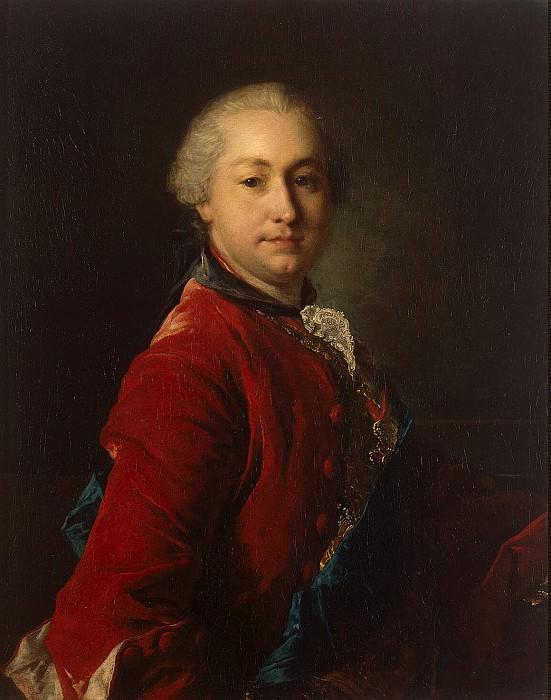 Tokko, Louis. Portrait of II Shuvalov. Hermitage ~ part 12