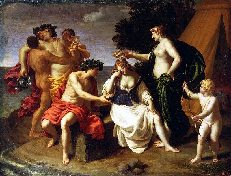 Turks, Alessandro. Bacchus and Ariadne. Hermitage ~ part 12