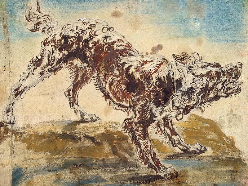 Faith, Ian. Study Dog. Hermitage ~ part 12