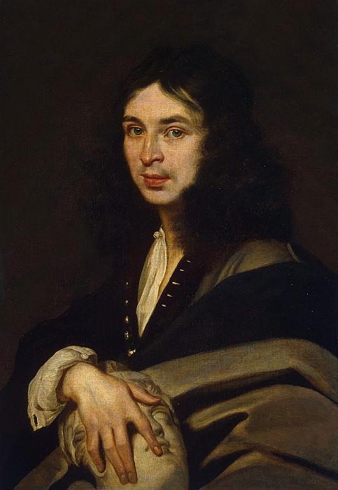 Franshua, Peter. Self-portrait. Hermitage ~ part 12