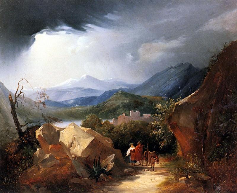 Marko Karoly The Path Home. Hungarian artists