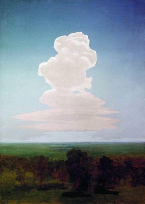 Clouds. Arhip Kuindzhi (Kuindschi)