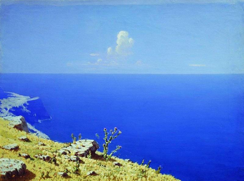 Sea. Crimea.. Arhip Kuindzhi (Kuindschi)