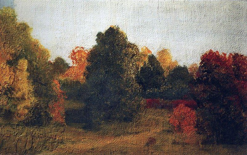 Autumn.. Arhip Kuindzhi (Kuindschi)