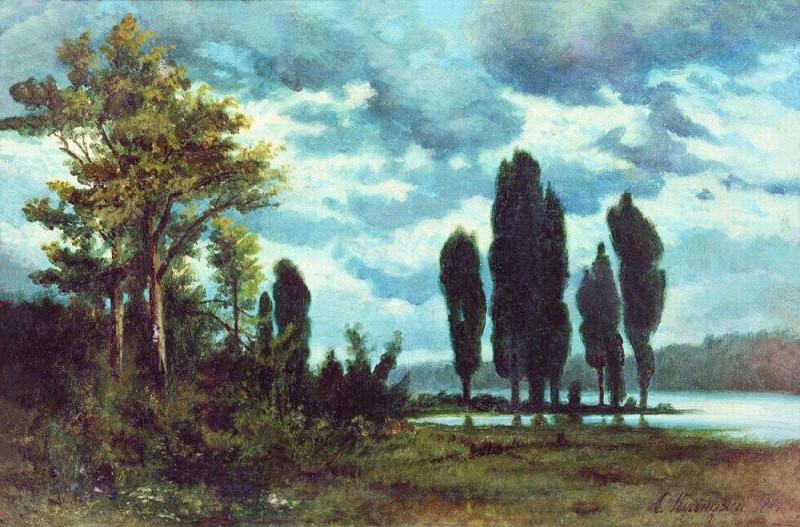 Landscape.. Arhip Kuindzhi (Kuindschi)